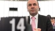 CSU-Mann Weber will nicht Schulz-Nachfolger werden