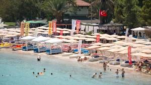 Urlauber retten Erdogans Jahresbilanz