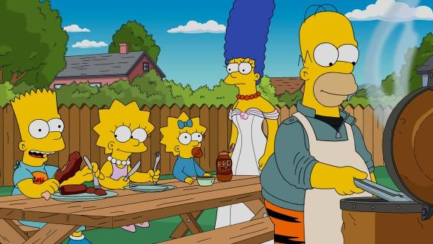 Die ewigen Simpsons und ihr neuer Rekord