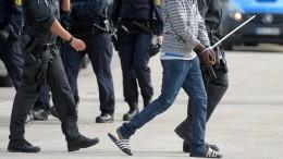 Flüchtling aus Togo darf abgeschoben werden