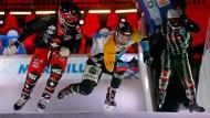Kanadier gewinnt Crashed-Ice-Rennen