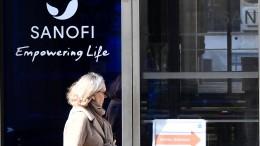 Sanofi brüskiert Europa mit Impfstoff-Zusage