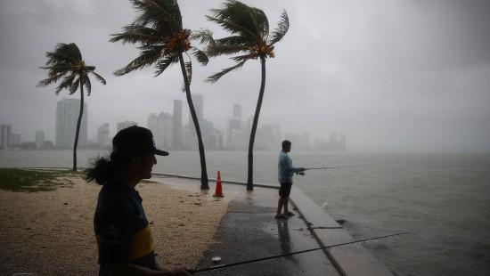 """Tropensturm """"Gordon"""" fegt über Florida hinweg"""