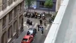 Tödliche Messerattacke in Paris