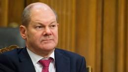 Scholz gegen Urwahl des SPD-Vorsitzenden