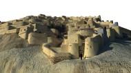 "Wehrhaft wie Troja: Rekonstruktion des argarischen urbanen Zentrums ""La Bastida"""