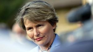 Politikerin in Südafrika ist stolz auf ihre fettigen Haare