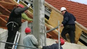 Merkel will Geld zur Gebäudesanierung verteilen