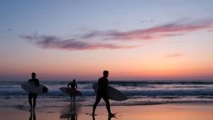 Deutsche stirbt bei Surf-Unfall in Frankreich