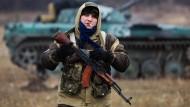 Nato fürchtet weitere Vorstöße der Separatisten
