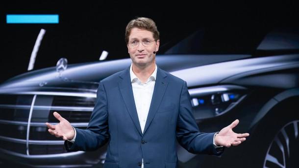 Daimler-Mitarbeiter bekommen 500 Euro Prämie