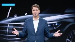 Jeder Daimler-Mitarbeiter bekommt 500 Euro Prämie