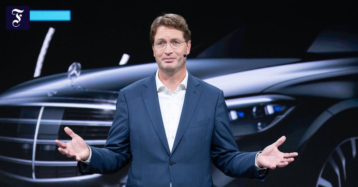 Daimler-Mitarbeiter bekommen 500 Euro Prämie - FAZ - Frankfurter Allgemeine Zeitung
