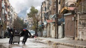 Rebellen dürfen offenbar aus Ost-Aleppo abziehen