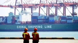 Chinas Wirtschaft trotzt dem Handelsstreit