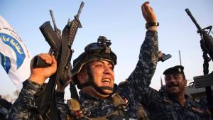 Irak meldet vollständige Einnahme von Mossul