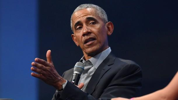 Obama rechnet mit Trumps Corona-Management ab