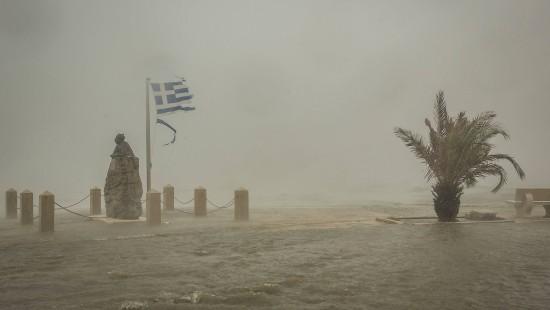 Ausnahmesituation in Griechenland