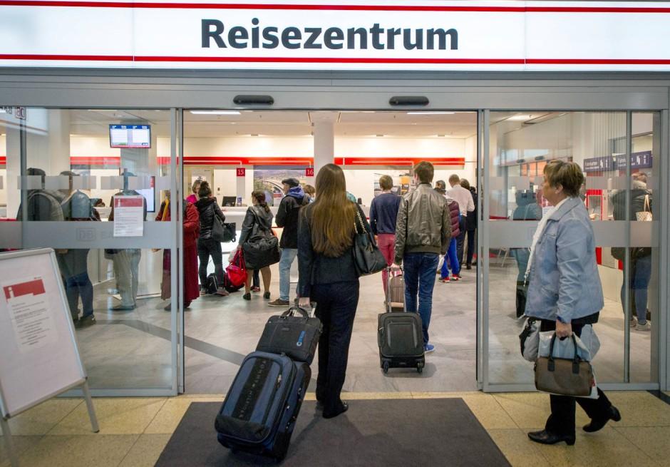 Deutsche Bahn Aktuell Streik