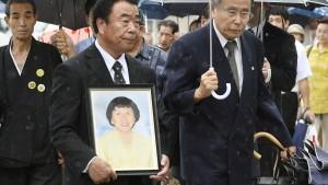 356.000 Euro für Fukushima-Selbstmord