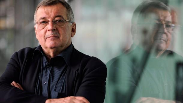Krebsdiagnose: Ottmar Schreiner kandidiert nicht fuer Bundestag
