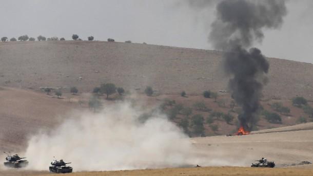 Damaskus verurteilt türkische Offensive