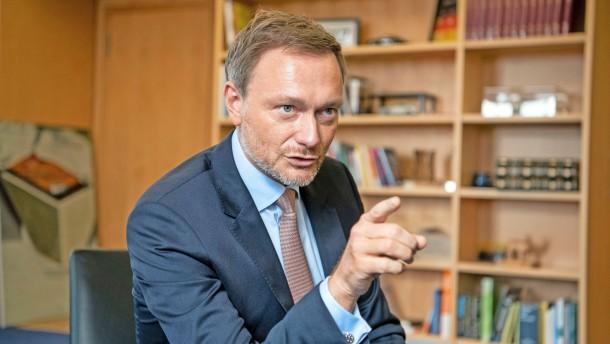 """""""Die FDP wird in Karlsruhe klagen"""""""