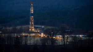Die Wette auf das Schiefergas