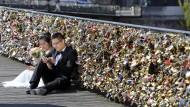 Paris sagt Liebesschlössern den Kampf an
