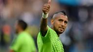 FC Bayern steht vor Millionen-Deal mit Vidal