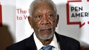 Morgan Freeman möchte nicht mit Weinstein gleichgesetzt werden