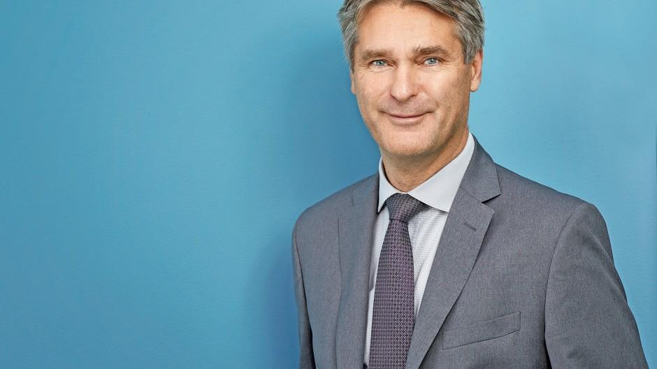 Richard Gröttheim, Chef des  schwedischen Pensionsfonds AP7.