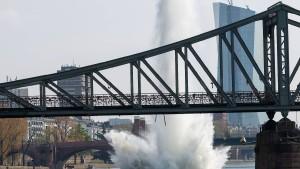 Wie gefährlich sind Sprengungen in der Stadt?