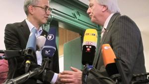 CDU und Grüne nähern sich an