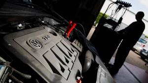 Streit über Aufteilung der Diesel-Nachrüstungskosten