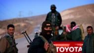 Erbitterte Kämpfe in Syrien und im Nordirak