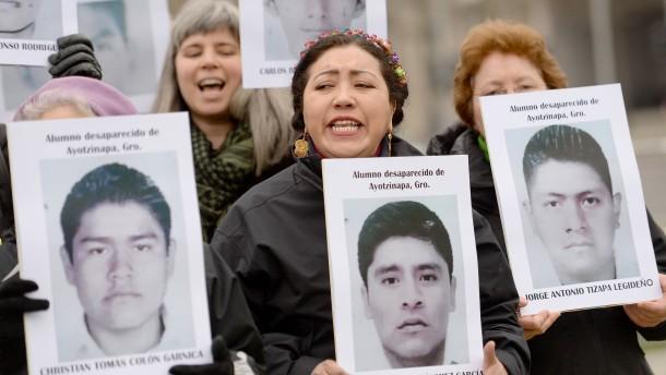 Mehr als 240 verscharrte Leichen in Mexiko entdeckt