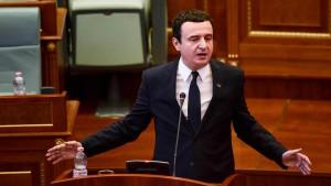 Kosovos Regierung gestürzt