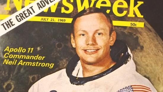 Sammlerstücke von Neil Armstrong werden versteigert