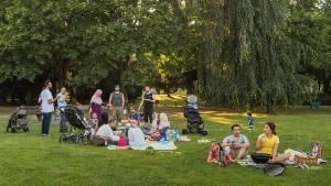 Keine Sonnensegel, kein Buddeln im Park