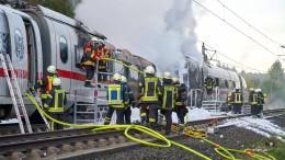 Deutsche Bahn lässt alle ICE-3-Züge überprüfen