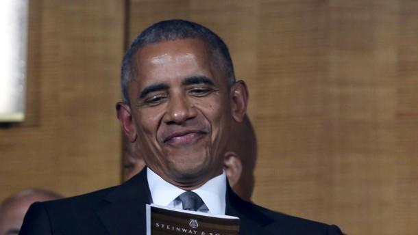 Obama verhindert Klagen gegen Saudi-Arabien
