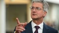 Audi-Chef Stadler macht trotz Abgasaffäre weiter
