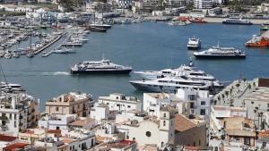 Strache macht Urlaub auf Ibiza