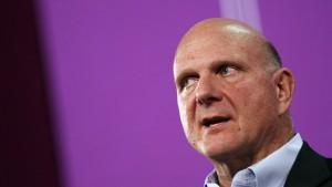 Microsoft-Chef Steve Ballmer tritt zurück