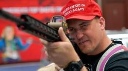 NRA wehrt sich gegen Schließung von Waffenläden