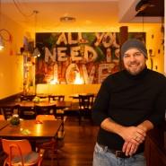 """""""Kochen, bis es schmeckt"""": David Müller hat seine Ausbildung zum Koch in Eigenregie gemacht."""