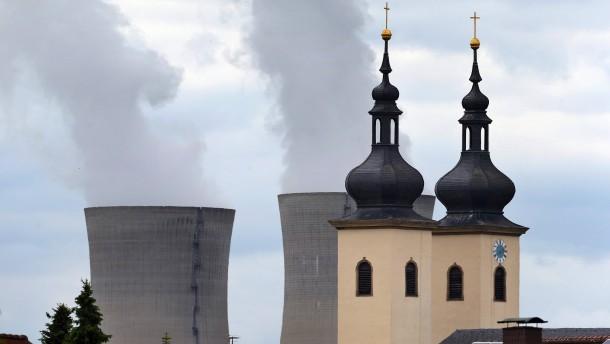 Kernkraftwerk Grafenrheinfeld wird abgeschaltet