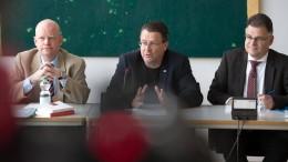 """""""Konspiration und Staatsstreich"""""""