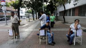 Wahldaten in Venezuela nähren Zweifel